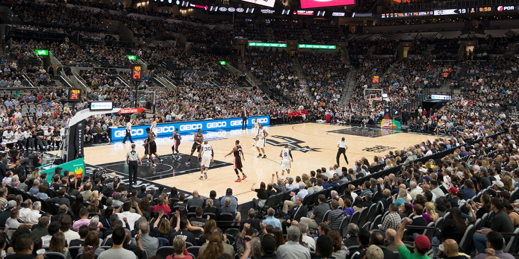 AT&T Center Design