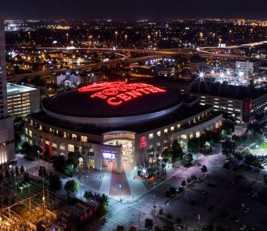 Guide for Toyota Center